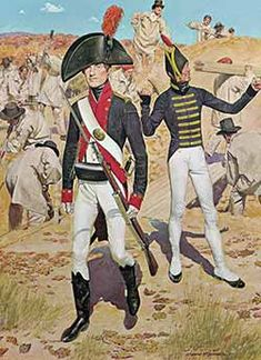 Prints and Posters - The American Soldier: Set 1 War Of 1812, Army Uniform, American Soldiers, Military History, Us Army, Cops, Prince, Posters, Anime