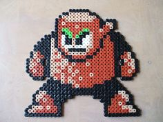 Based on a sprite from fellow deviant Hiroki8, this is the Flash made out of Perler Beads.