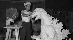 The first Godzilla suit ever made weighed over 220 pounds, a burden so massive that Godzilla suit performer Haruo Nakajima claims to have drained a cup of sweat out of the suit after each day of performing
