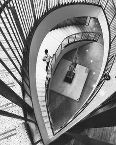 @bhammuseum #instabham #birmingham #alabama #art #vsco #stairs #museum #gallery
