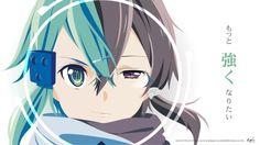 Sinon Asada Shino Anime Girl Sword Art Online Gun Gale Online 1920x1080