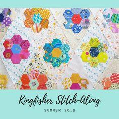 the Kingfisher Stitch-Along