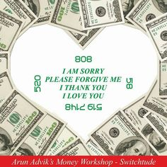 Remove money blockages