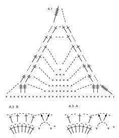 """""""Aphrodite"""" top by Drops Design - Free crochet pattern & diagram Débardeurs Au Crochet, Crochet Woman, Irish Crochet, Drops Design, Aphrodite, Star Patterns, Crochet Patterns, Drops Cotton Light, Magazine Drops"""