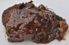 Slow Cooker Moose Roast Recipe Allrecipes Com - I Had A Moose Roast Sitting In Moose Roast Recipe Slow Cooker, Moose Steak Recipe, Slow Cooker Roast, Slow Cooker Recipes, Crockpot Recipes, Cooking Recipes, Yummy Recipes, Recipies, Moose Recipes