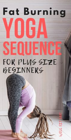 This is epic! Exactly what I was looking for to do at home. You should not be intimidated by yoga because it's great for people of all shapes Learn Yoga, How To Do Yoga, Beginner Workout At Home, At Home Workouts, Fitness Tracker, Fat Burning Yoga, Fitness Motivation, Pilates Reformer, Yoga Poses For Beginners