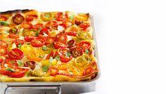 Lasagne med kronärtskockspesto - Vegomagasinet