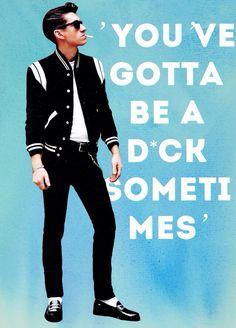 Alex Turner being Inspirational haha