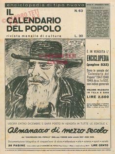 Il Calendario del Popolo n° 63, 1949