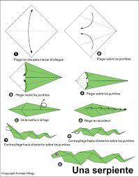 5 diagramas para hacer animales de papiroflexia - Papiroflexia paso a paso ...