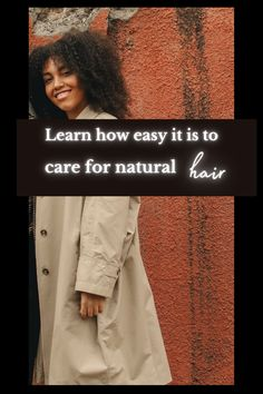 Caring for natural hair does not have to be a struggle. Here is a super simple guide to help you navigate your curls on this natural hair journey! #hair #products #curls #regimen #tips #natural #routine #moisture #guide #curly 4c Natural Hair, Natural Hair Journey, Natural Hair Styles, Hair Care Tips, Photos Of Women, Styling Tools, Super Simple, Fine Hair