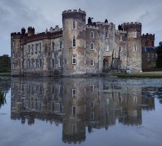 Classic English Castle
