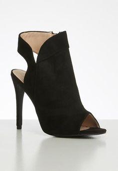 Daeny court stilletto heel - black Superbalist Heels | Superbalist.com Black Heels, High Heels, Two By Two, Peep Toe, Footwear, How To Wear, Shoes, Women, Fashion