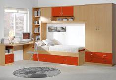 Muebles prácticos espacios pequeños
