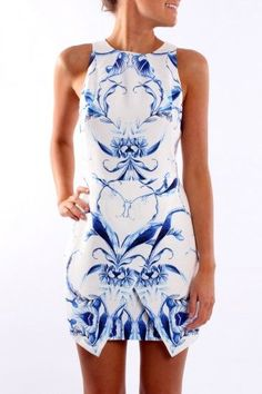 Keepsake - Such Great Heights Dress Floral Ivory Great Dress for a Wedding Guest FB: Anna Maria Island Beach Life