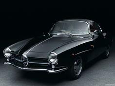 Alfa Romeo Giulietta Sprint Speciale 1957.