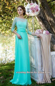 Вечернее платье Верина №7813