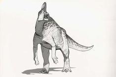 Draw Dinovember Day 27 Corythosaurus by daitengu.deviantart.com on @DeviantArt