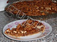 Vynikajúce orechové rezy so žĺtkovou polevou | Mimibazar.sk Waffles, Breakfast, Food, Basket, Morning Coffee, Essen, Waffle, Meals, Yemek