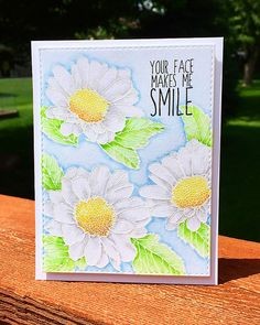 Daisies | Love this daisy set from Altenew! | Barb Engler | Flickr