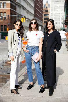 Female Entrepreneurs: Leandra Medine, Emily Weiss and Maggie Winter