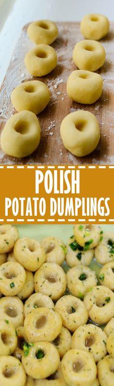 Polish Potato Dumplings