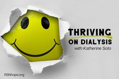 Thriving on Dialysis Dialysis Diet, Kidney Dialysis, Renal Diet, Kidney Disease, Diabetic Renal Recipes, National Kidney Foundation, Special Education Teacher, Feel Tired, I School