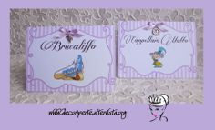 Alice in Wonderland Place Card