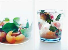 rainier cherry muddler cocktail | northwest drinks | Seattle