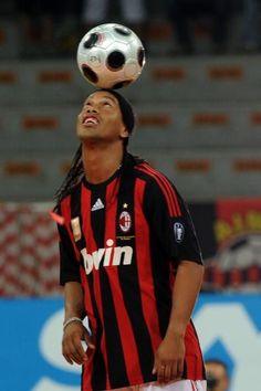 Dinho es fútbol es su mejor expresión