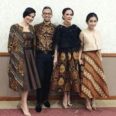 HOW TO LOOK FASHIONABLE IN BATIK
