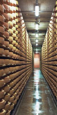 Gruyere Cheese Factory, then hike to the nearby castle and village