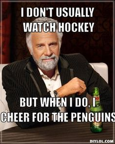 most interesting man in the world quotes(hockey) | The Most Interesting Man In The World Meme Generator - DIY LOL