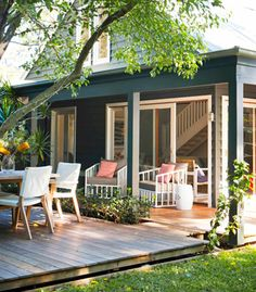 Double happy: Pearl Beach holiday home