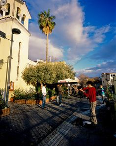 Thisio, Athens by Giovanni C., via Flickr Classical Athens, Acropolis, Athens Greece, Old City, Spaces, World, Travel, Life, Old Town