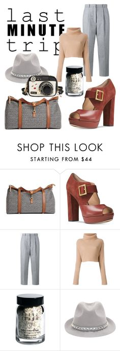"""""""Untitled #69"""" by korotkevich ❤ liked on Polyvore featuring Michael Kors, Acne Studios, Bobbi Brown Cosmetics, Valentino and Betsey Johnson"""