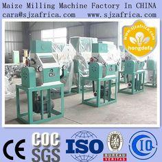 Different capacity maize mill, corn mill, flour mill machine from CHIAN, Shijiazhuang hongdefa machinery. www.sjzafrica.com