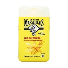 Le Petit Marseillais Shower Cream Vanilla from France made by Le Petit Marseillais Shower moisturizing and nourishing cream with vanilla milk. Vanilla Milk, 6 Pack, French Brands, Shower Gel, Body Wash, Creme, Hair Care, Shampoo, Moisturizer