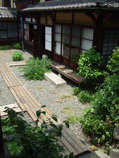My favorite house and garden - Kawai Kanjiro's house in Kyoto - 河井寛次郎記念館