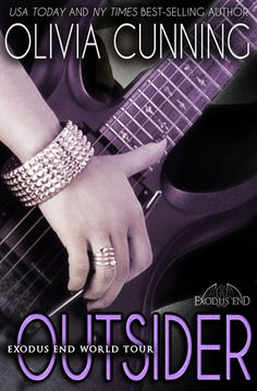 We have been salivating for Reagan's story since Double Time ended.  Outsider came. Did you?  Outsider by Olivia Cunning is another masterpiece where only true  ROCK GODS dare (oh, pun very m…