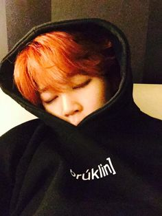 jimin's orange hair - Busca do Twitter