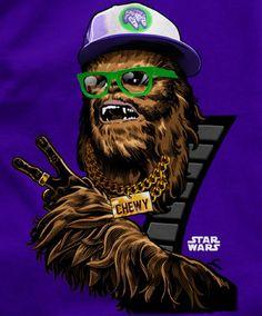 Hip Hop Chewie