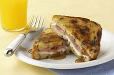 kraftrecipes Stuffed French Toast recipe Gives french toast a ...