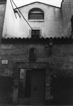 1988 girona CONVENT DE LES CAPUTXINES Adreça:Pujada del rei Martí, 4