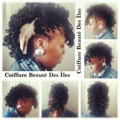 Curly kinky twists mohawks