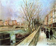 Maurice Utrillo (1883 - 1955)