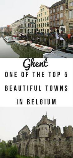 Ghent, almost the little sister to Bruges but so far unnoticed by the tourists. Make it a must see on your visit to Belgium.