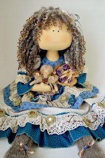 Muñeca Irina | PatronesMil
