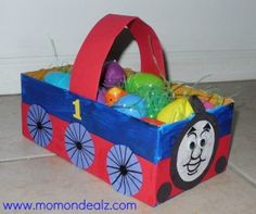 I know a special little boy who is getting this Easter basket...my Jaylon!!!