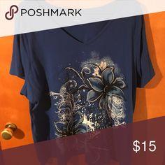 Tshirt size 2x Fashion bug tshirt. NWOT   Very soft and comfy Fashion Bug Tops Tees - Short Sleeve